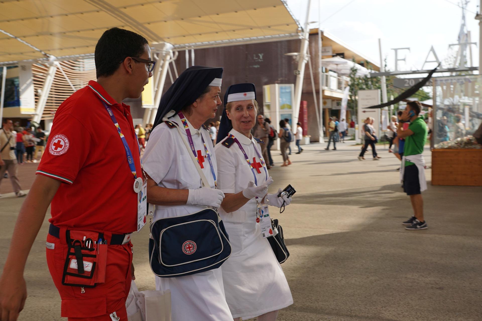 praca dla pielęgniarek w Niemczech